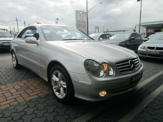 2004 mercedes benz clk320 avantgarde for sale 13 999. Black Bedroom Furniture Sets. Home Design Ideas