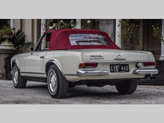 1965 mercedes benz 230sl for sale 139 999 for Mercedes benz for sale autotrader