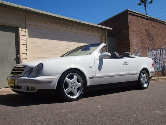 1998 mercedes benz clk320 elegance for sale 8 777 for Mercedes benz for sale autotrader