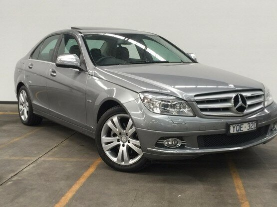 2008 mercedes benz c200 kompressor avantgarde for sale. Black Bedroom Furniture Sets. Home Design Ideas