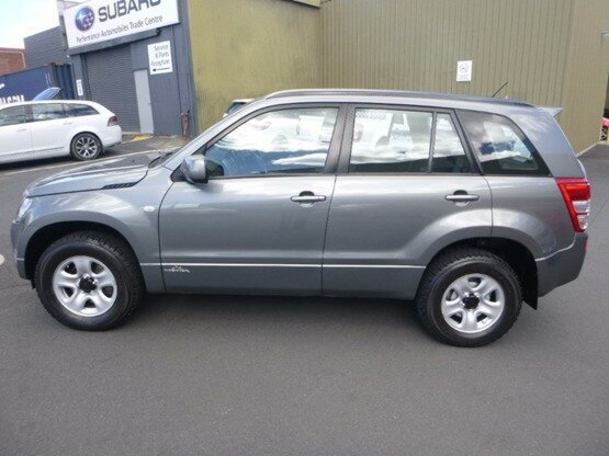 suzuki grand vitara 2007 manual