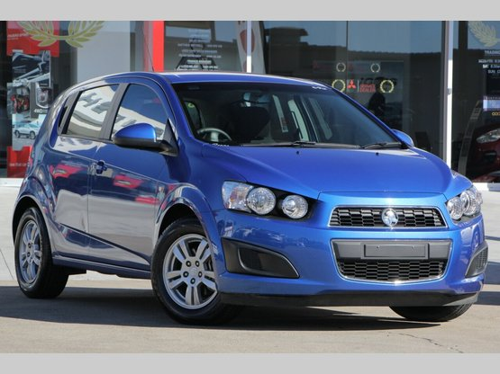 Holden Barina Hatchback for Sale in Redcliffe QLD  autotradercomau