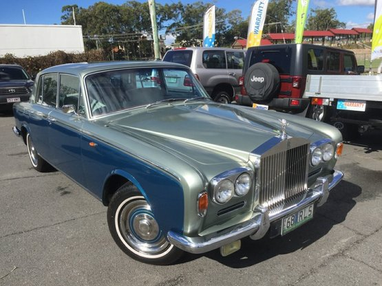 1968 rolls royce silver shadow for sale. Black Bedroom Furniture Sets. Home Design Ideas