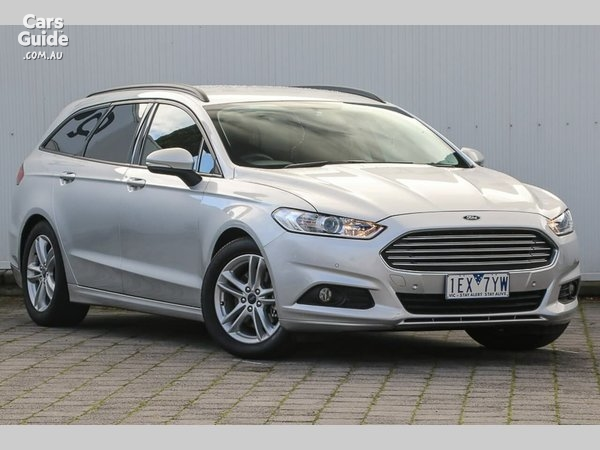2015 Ford Mondeo Ambiente Pwrshift For Sale Autotrader