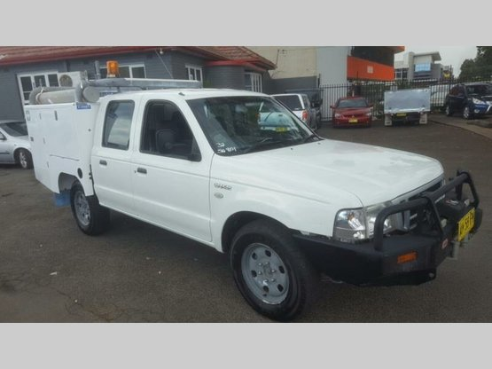 Ford Courier Ute for Sale in Revesby NSW - autotrader.com.au